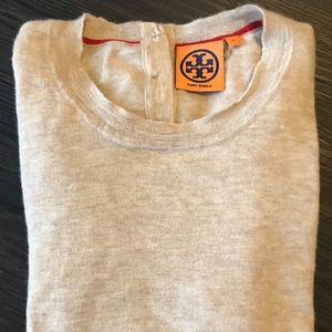 Tory Burch 100% cashmere sweater size L